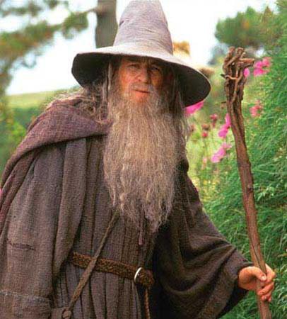 Vence la imagen  Gandalf