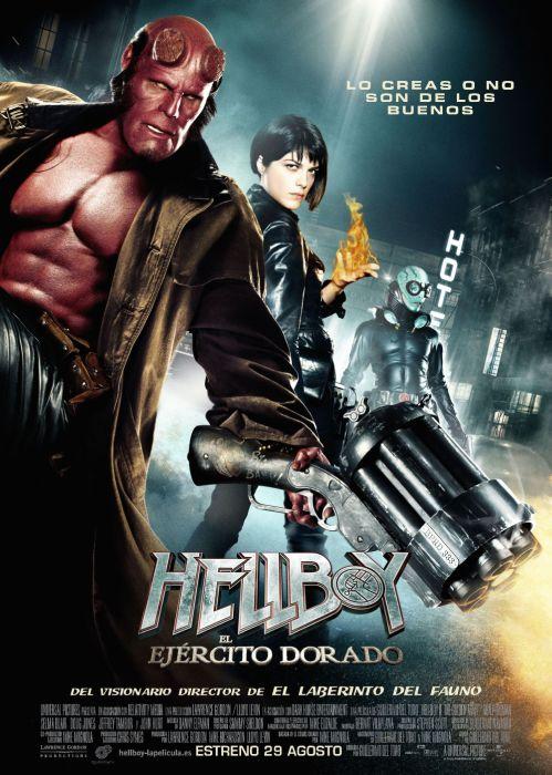 Póster de Hellboy 2