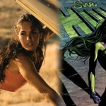 Megan Fox será She Hulk