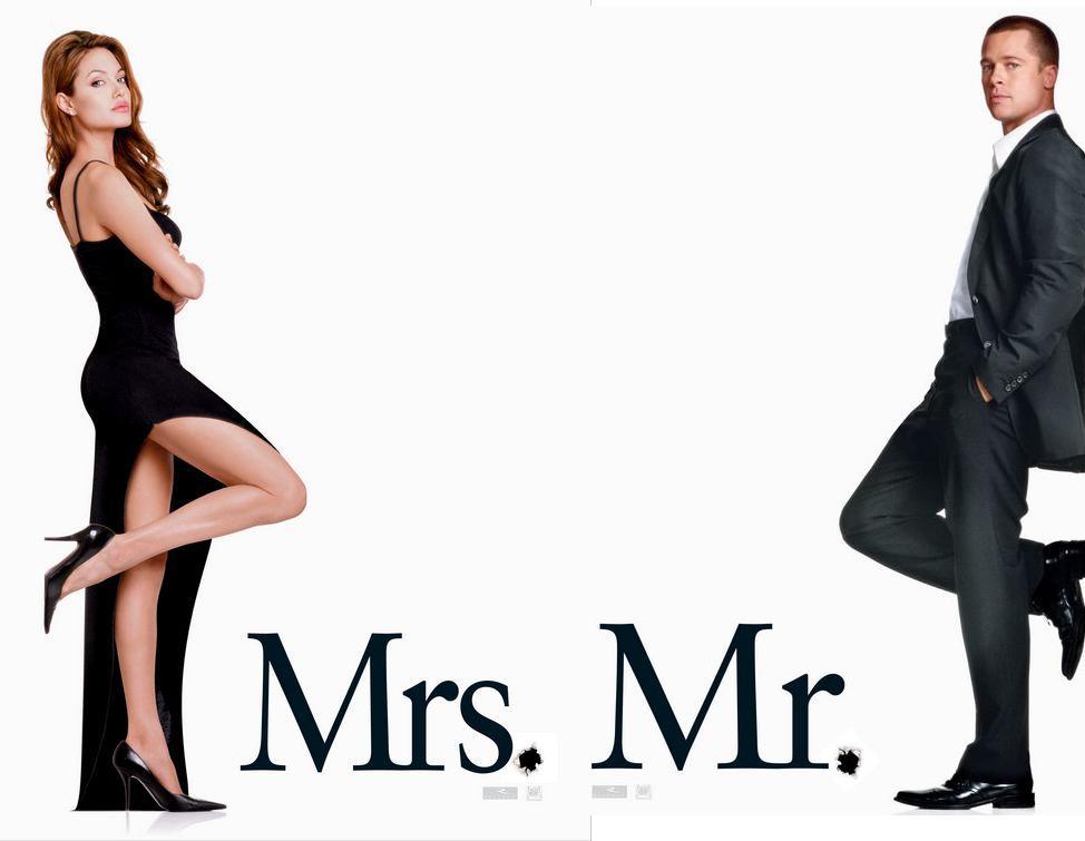 el sr y la sra smith: