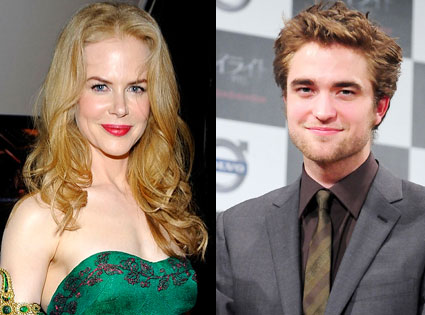 Kidman, Pattinson