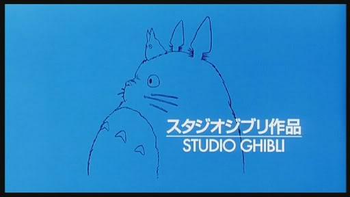 Ghibli  Studios LogoGhibli