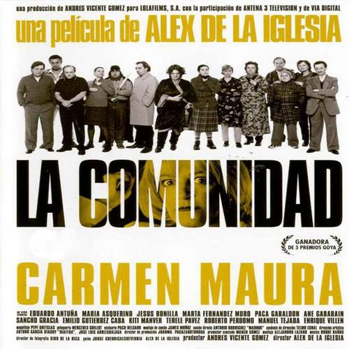 la comunidad watch online