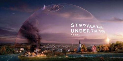 Cartel de la Cúpula de Stephen King