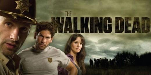 The Walking Dead se detiene hasta febrero