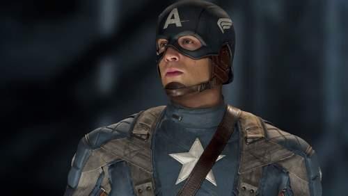 Capitán América, Chris Evans
