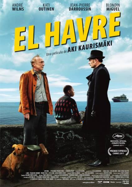 El Havre. (Estreno 28 de diciembre). Información y trailer