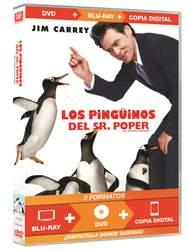 Estreno en Blu-Ray de Los Pingüinos del Sr. Poper