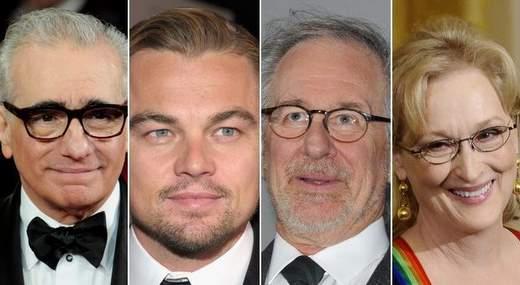 Favoritos Óscar 2012