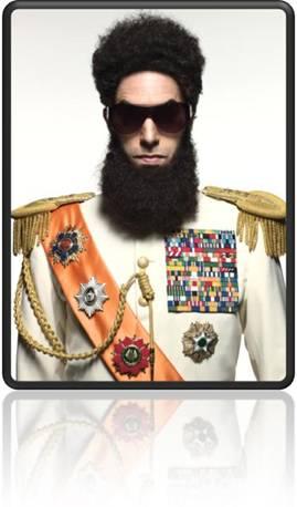 El Dictador, primer trailer