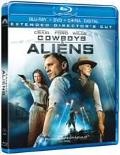 Cowboys & Aliens clips exclusivos