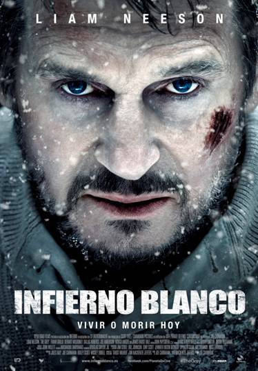 Infierno Blanco (The Gray) Infierno-blanco-p%C3%B3ster