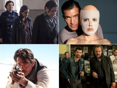 Goya 2012. Candidatos a mejor película.