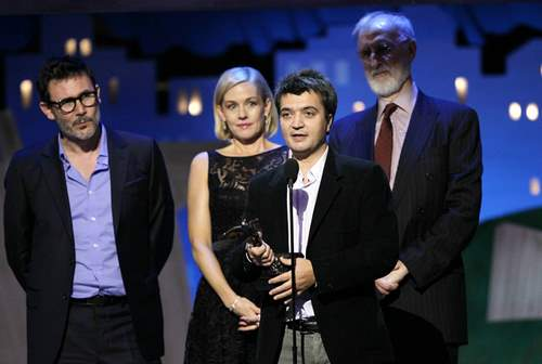 The Artist mejor película en los premios del cine, Independent Spirit Awards.