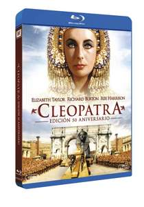 Cleopatra ya en Blu-Ray
