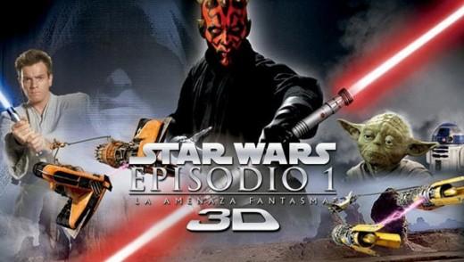 Crítica de Star Wars Episodio 1.