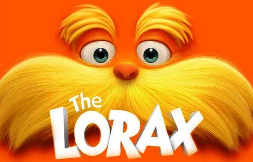 Lorax crítica.