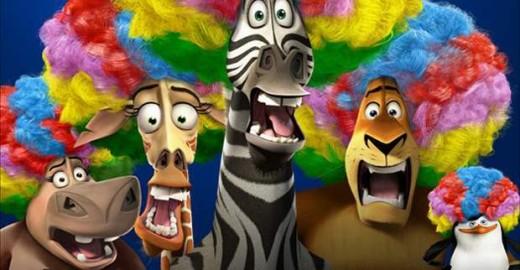 Madagascar 3.