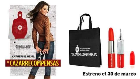 Concurso La Cazarrecompensas.