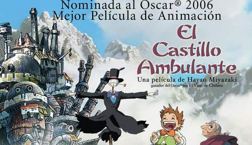 El Castillo ambulante.