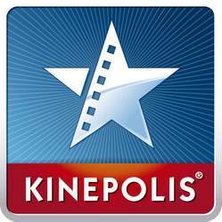 Logo Kinépolis.