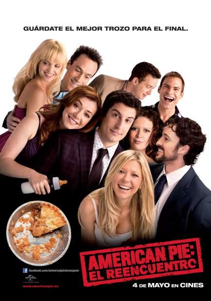 Póster de american Pie: El reencuentro.