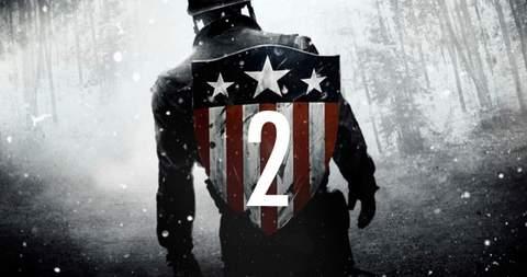 Capitán américa 2.