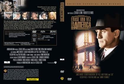 DVD Erase una vez américa.