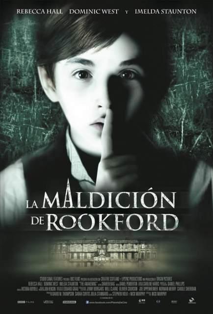 Póster de La Maldición de Rookford.