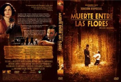 DVD Muerte entre las flores.