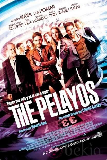 Póster The Pelayos.