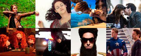 Películas verano 2012.