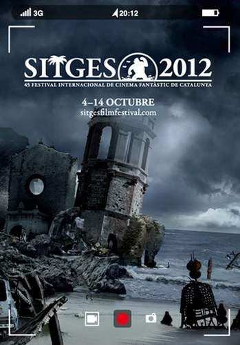 Cartel Sitges 2012.
