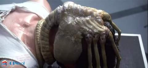 Alien: el octavo pasajero.
