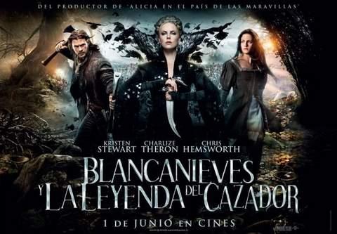 Blancanieves y la leyenda del cazador.