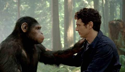 El Origen del planeta de los simios.
