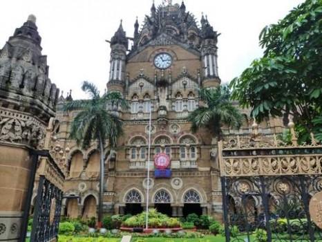Bombay, estación Victoria.