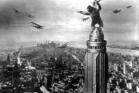 King Kong. 7 de marzo en cines