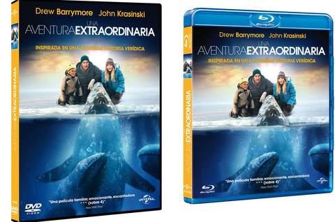 Una aventura extraordinaria ya en DVD.
