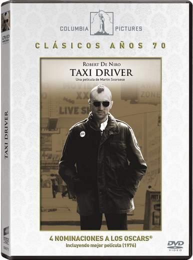 Clásicos de los años 70. Taxi Driver.