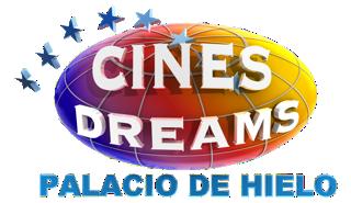 Logo Cines Dreams.