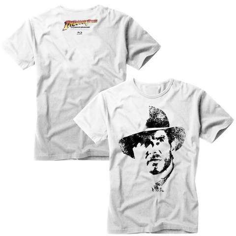 Camiseta Indiana Jones.