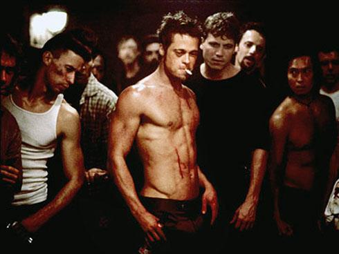 El Club de la lucha.