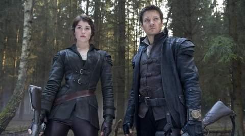 Hansel y Gretel. Cazadores de brujas.