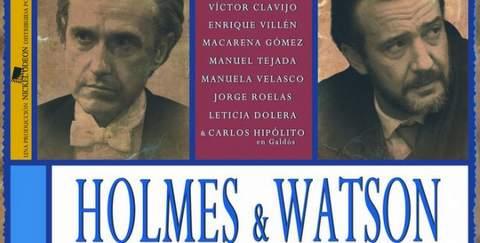 Holmes & Watson. Madrid days.