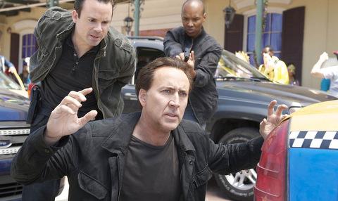 Nicolas Cage en Contrarreloj.