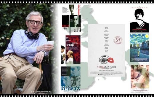 Desde Europa con amor. Especial Woody Allen.