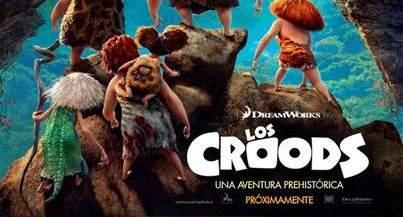 Los Croods.