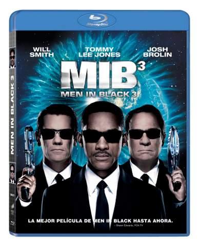 Men in Black ya en Blu-ray.