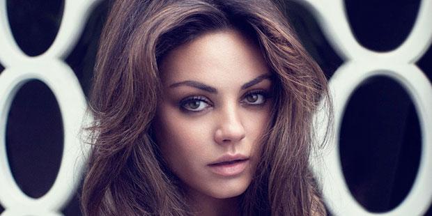 "50 Sombras de Grey"". Mila Kunis será la sumisa Anastasia Steele."